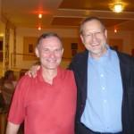 Taras Voznyak and James Bötkös
