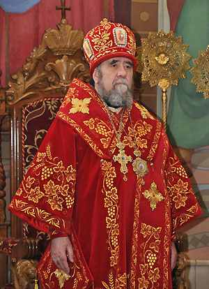 Mitropolit Vladimir of Omsk and Tarsk
