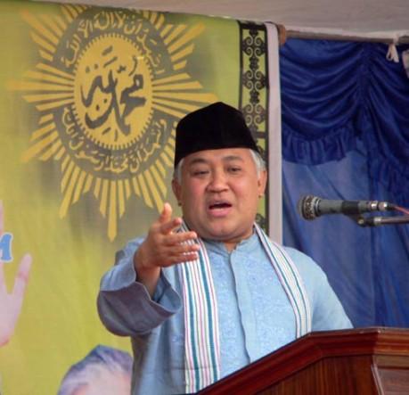 Prof. Dr. H.M. Sirajuddin Syamsuddin